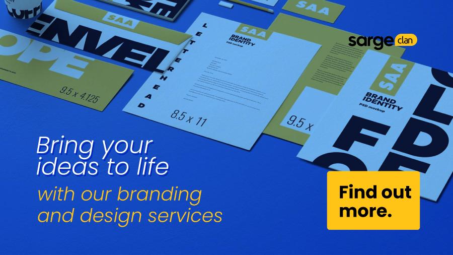 top branding and design agency in UK